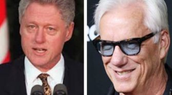 James Woods raised the bar on Saturday. The patriotic actor built on his reputation for punishing liberals when he destroyed former President Bill Clinton.
