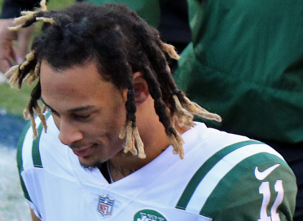 More NFL Thuggery - Jets Wide Receiver Threatens Cop And His Wife