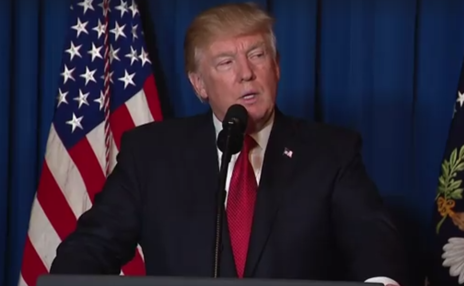 Trump: I Didn't Say 'S***hole Nations' Whole Thing 'Made Up' By Democrats