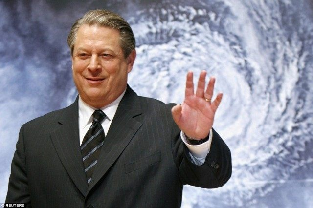 Al Gore Blames Current Cold Front On Global Warming