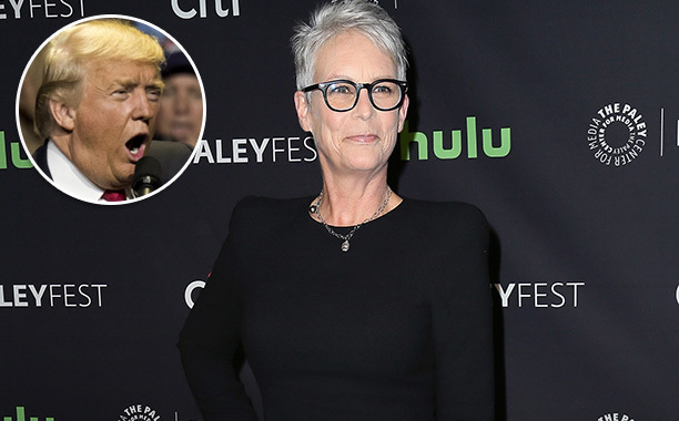 Trump Derangement Syndrome Strikes Again - The Jamie Lee Curtis Episode