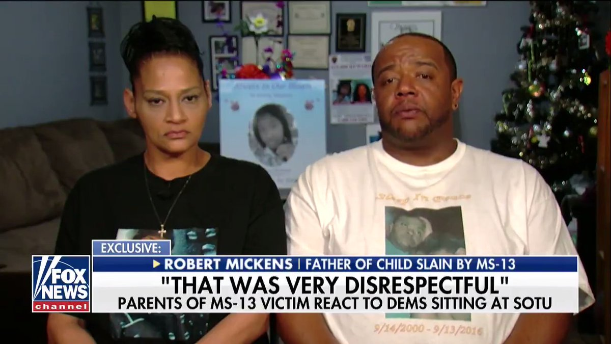 Father of Daughter Murdered By MS-13 Attacks Dems For Their Disrespect
