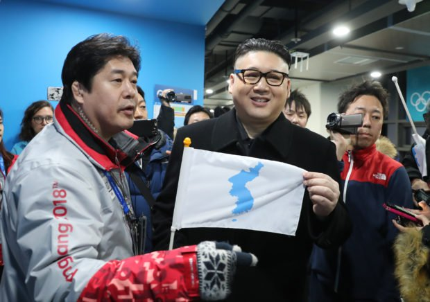 Faux Kim Jong Un Triggers North Korean Cheerleaders, Gets Ejected From Olympics