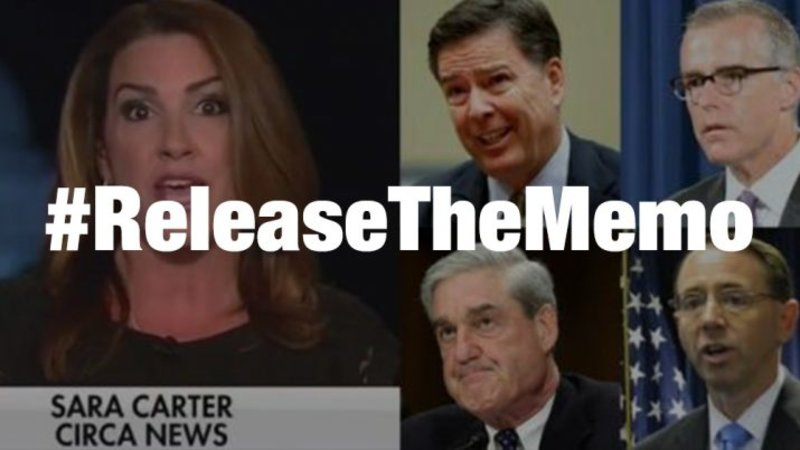 It's Happening - #ReleaseTheMemo