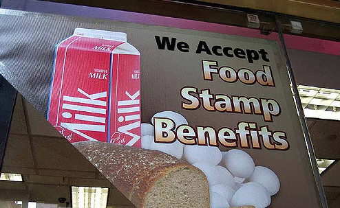 Trump Wants To Replace Food Stamps With Actual Food