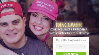 Dating Site For Trump Supporters