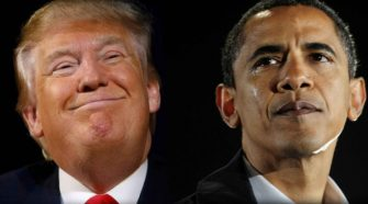 Comparing Trump and Obama's Approval Ratings at Same Point of Presidency