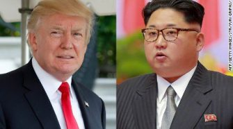 President Trump Agrees To Meet With Kim Jong Un