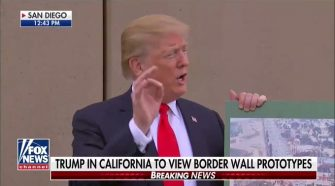 Nancy Pelosi Cries Trump Border Wall Is Too High and 'Obnoxious'