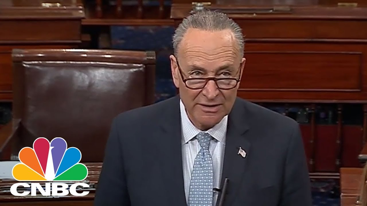 Chuck Schumer: Trump 'Made The Right Decision'
