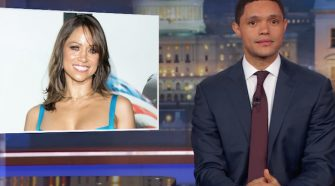 Stacey Dash Responds to Trevor Noah's Attack On Her Congressional Campaign