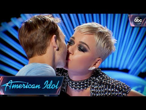 Katy Perry Gives Teenage Boy On 'American Idol' #MeToo Moment