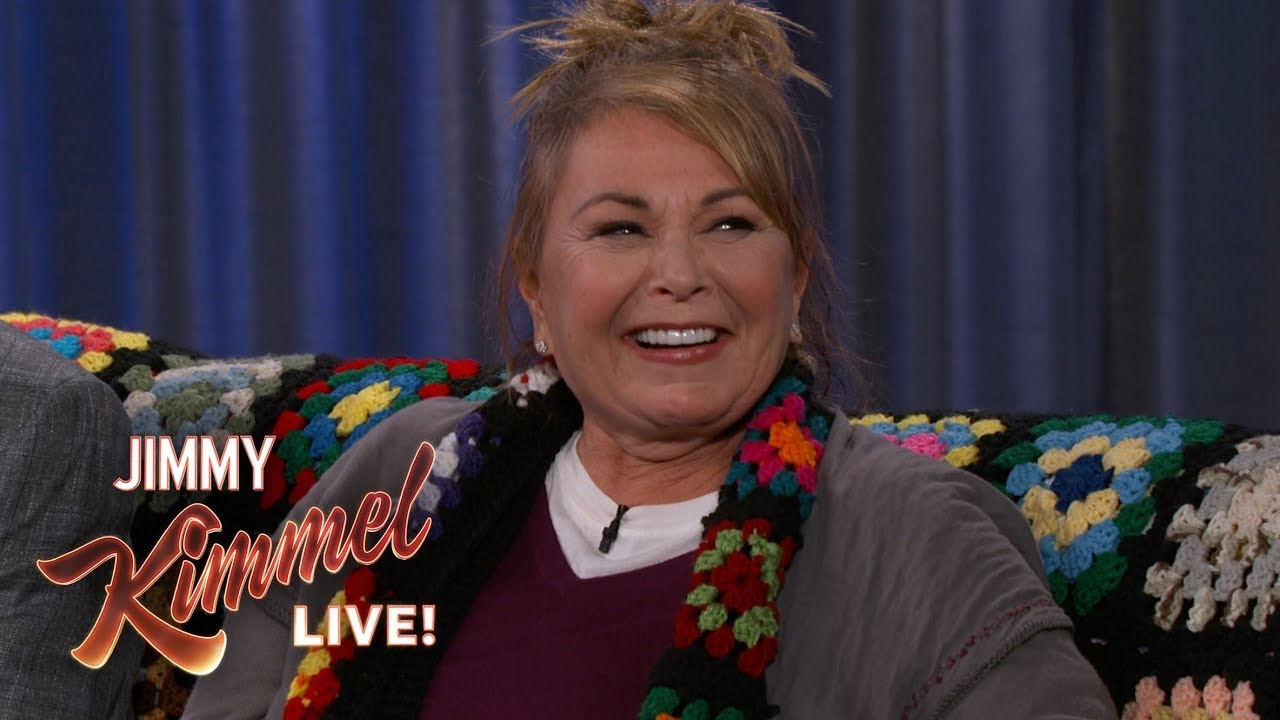 Roseanne Barr Deals Jimmy Kimmel Some Truth About Trump