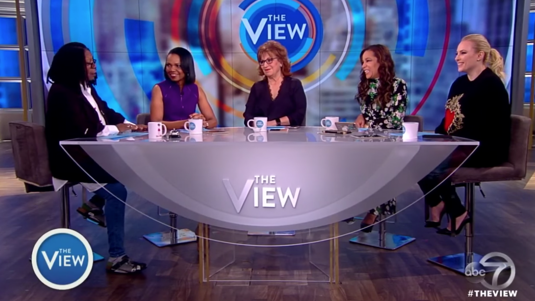 Condoleeza Rice Tells 'The View' Cast Guns Rights Protected Black Americans