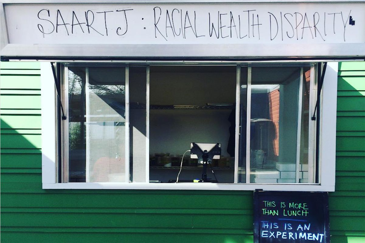 New Orleans Pop-Up Restaurant Asks Whites To Pay More