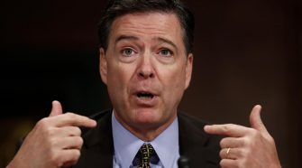 James Comey quits republican party