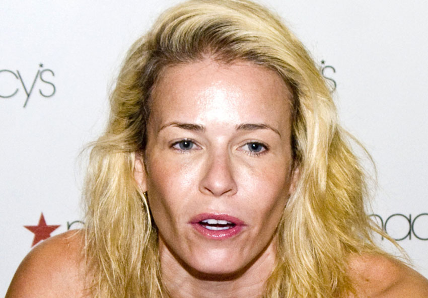 Another Chelsea Handler Meltdown