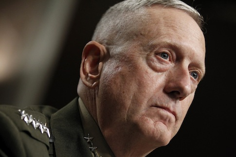 Mad Dog Mattis Sending 4,000 Troops to the U.S.-Mexico Border