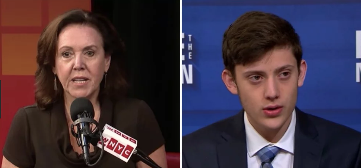 Joan Walsh of CNN Attacks Parkland Survivor Kyle Kashuv