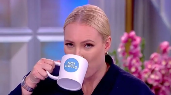 Meghan McCain Rips 'Boy Scout' Comey on Live TV