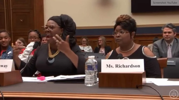 Diamond & Silk Go Off While Testifying Before Congress