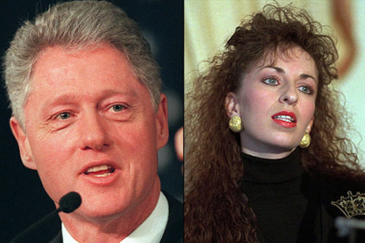 Bill Clinton Paid $850,000 to Make Sexual Misconduct Go Away,