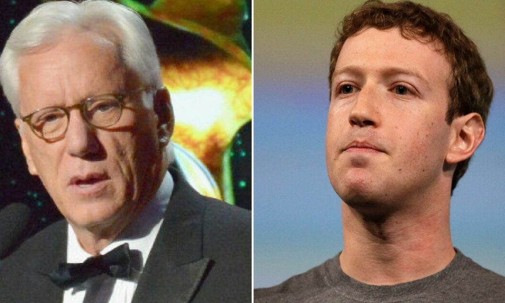 James Woods Destroys Mark Zuckerberg and the Corrupt U.S. Senators