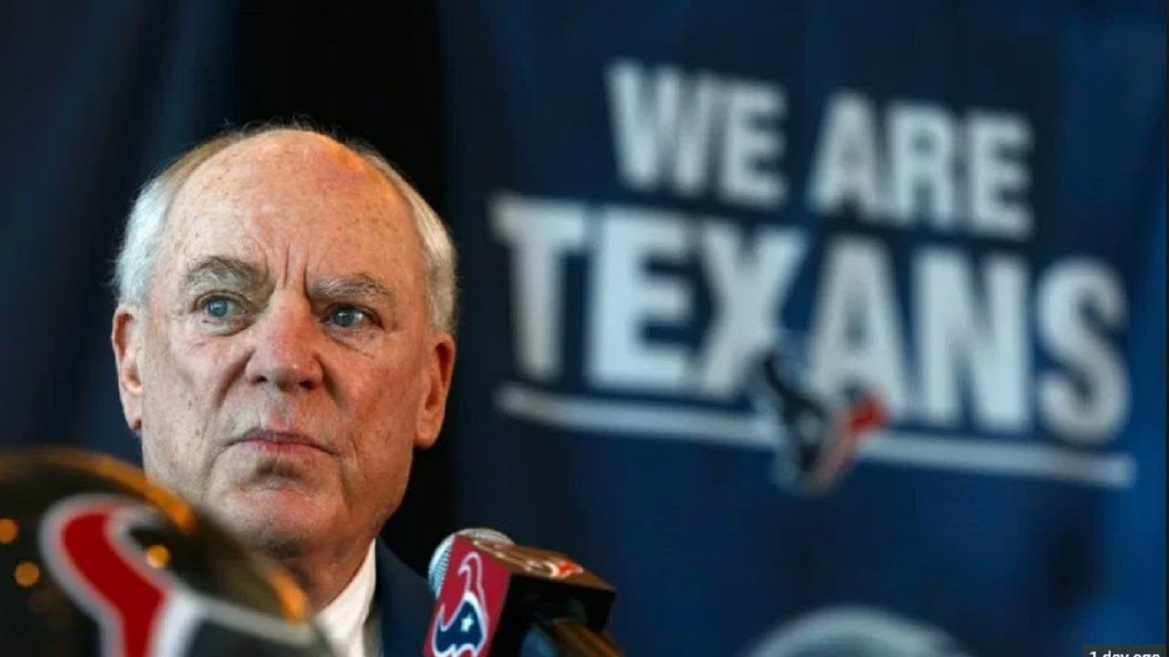Texans Owner Doubles Down On 'Inmates Running the Prison' Remark