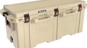 Pelican Coolers, Pro gun coolers, pro second amendment coolers