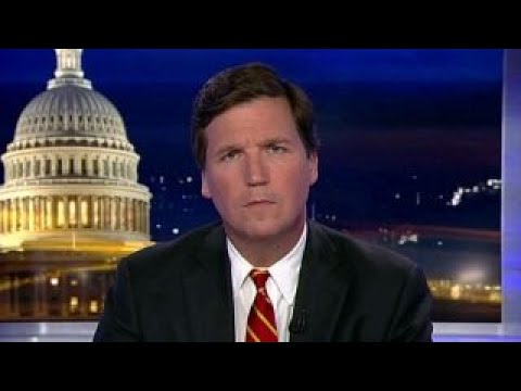 Tucker Carlson Calls Out Stephen Colbert