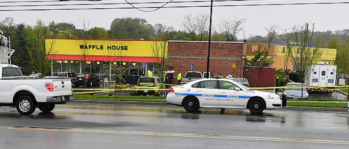 Waffle House Hero: 29-Year-Old Saves many Lives During Shooting According to Police