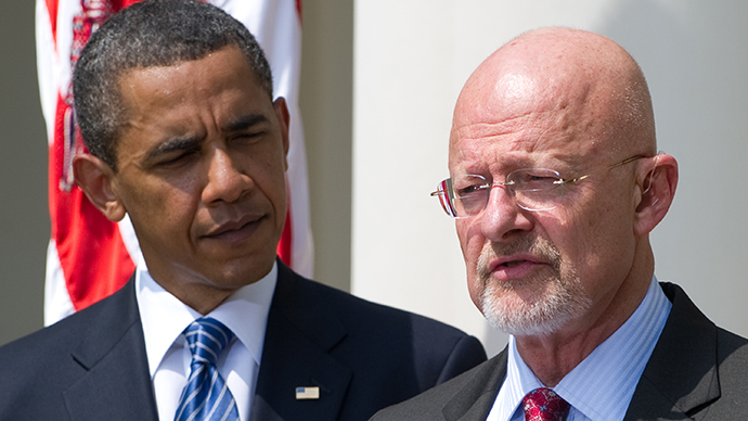 James Clapper on FBI Spying on Trump