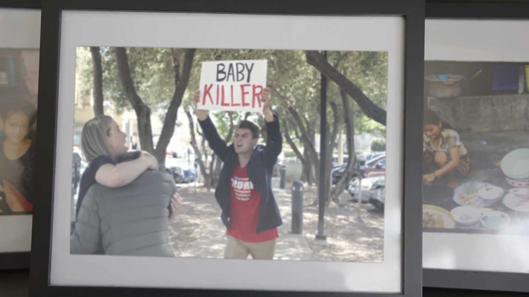 Progressive Political Ad Portrays Republicans as White Supremacists Who Terrorize Women