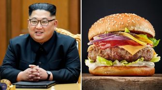 Kim Jong Un Offers to Open American Burger Joint In North Korea as 'Show of Goodwill'