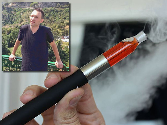 TV Producer Killed by Exploding E-Cigarette