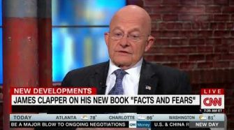 James Clapper Backpedals