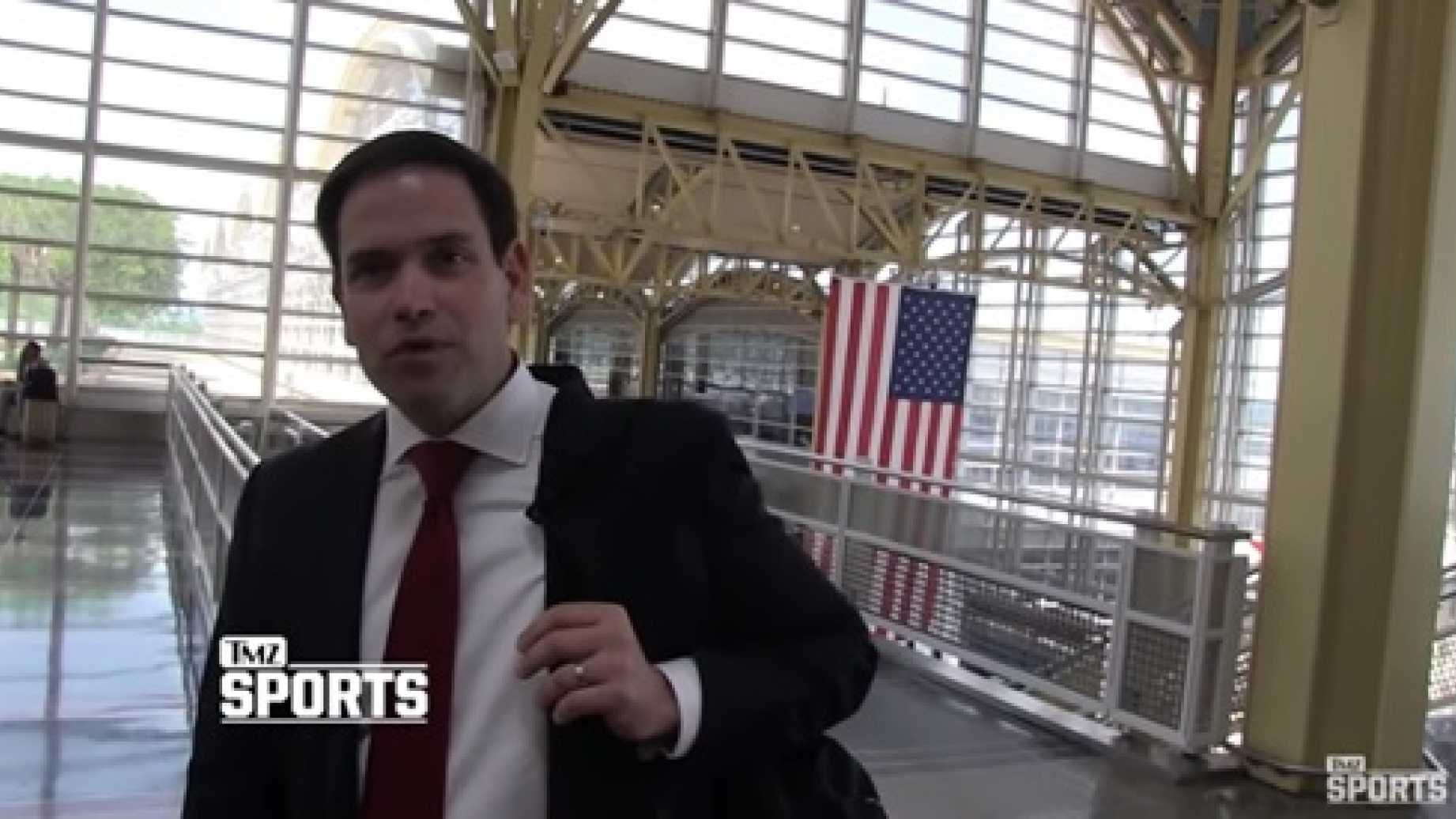 Marco Rubio With a Surprising Take On Colin Kaepernick