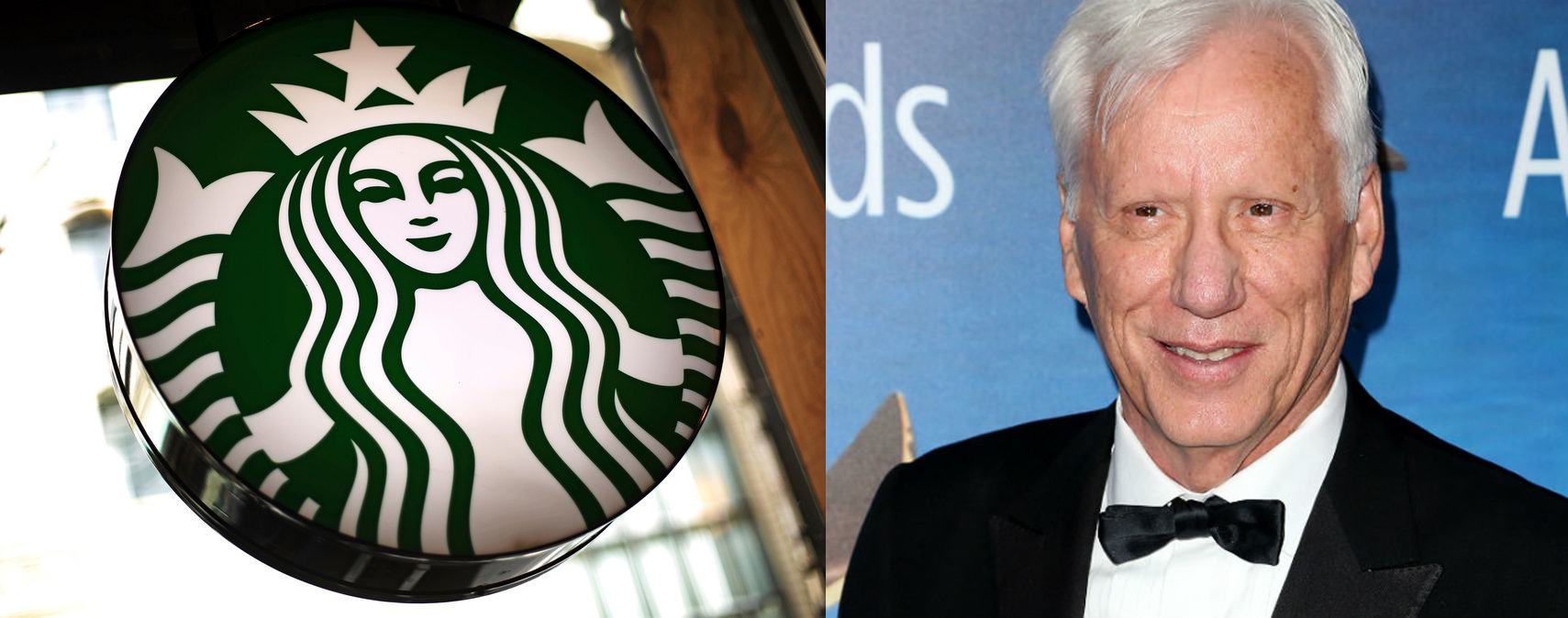 James Woods Destroys Starbucks