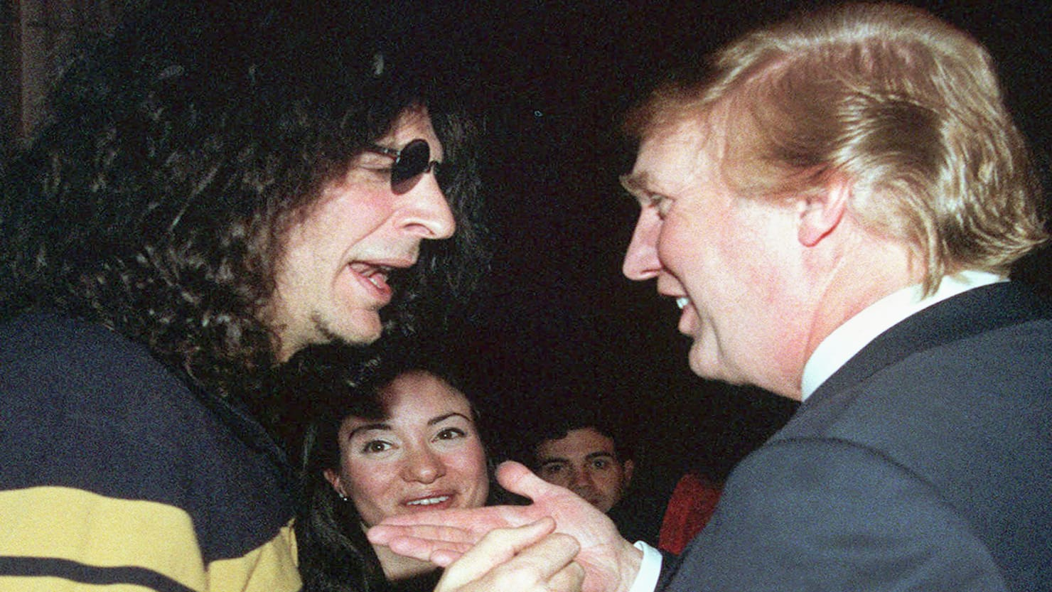 Howard Stern: 'Trump Asked Me to Speak at the Republican Convention'