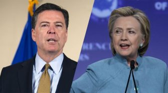 James Comey Refuses to Apologize to Hillary, Instead Attacks Her