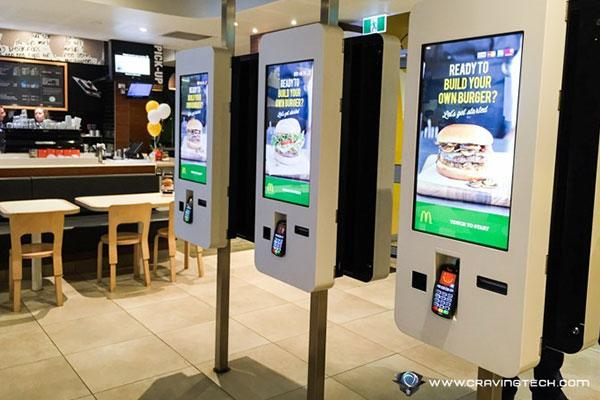 Self-Order Kiosks Will Be in Every McDonald's by 2020