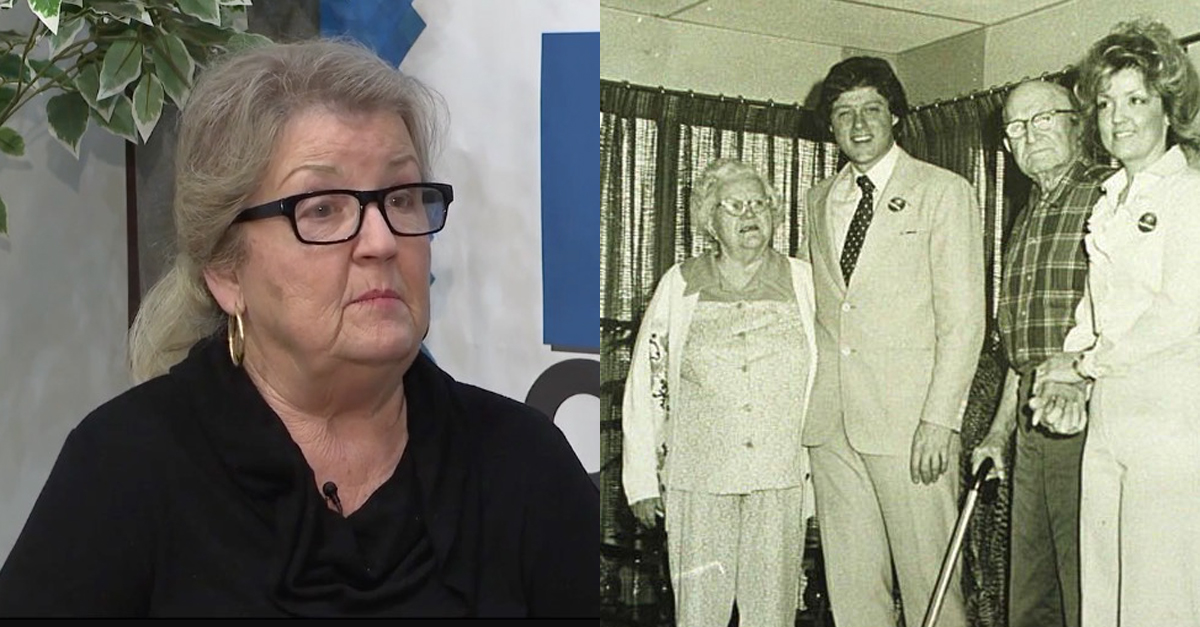 Clinton accuser Juanita Broaddrick Fires Back at Bill Clinton's Comments on Sexual Consent