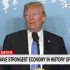 Trump hammers reporter at G7 Summit