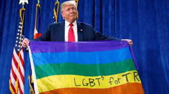 Trump White House Passes on Pride Month Again, Leftists Flip