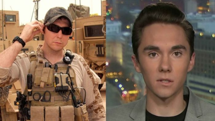 Navy SEAL Shuts Down David Hogg's Absurd Plan to End Gun Violence