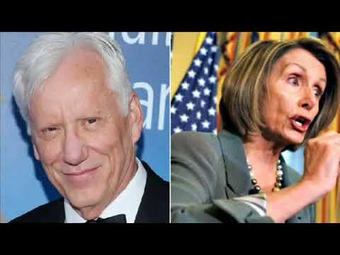 James Woods Owns Nancy Pelosi