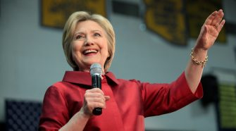 Hillary Clinton Says New Supreme Court Nominee Could Bring Back Slavery