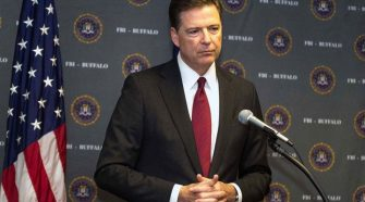James Comey Tells Americans to Vote Democrats, Gets Shut Down by the Left