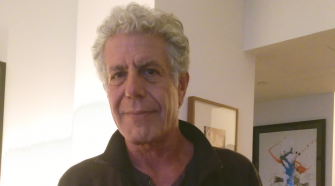 Anthony Bourdain Rips 'Rapey' Bill Clinton in Previously Unreleased Interview