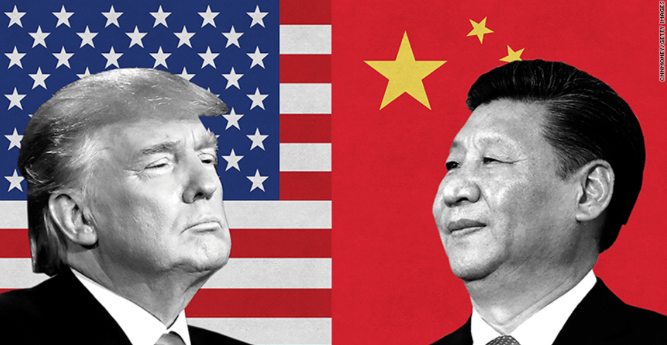 China Blinks First in Trade War